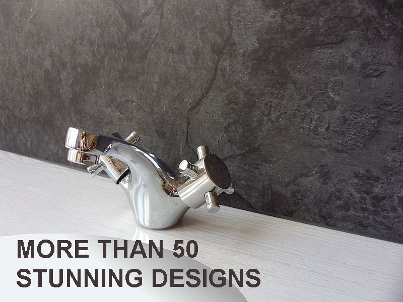 bathroom panel range