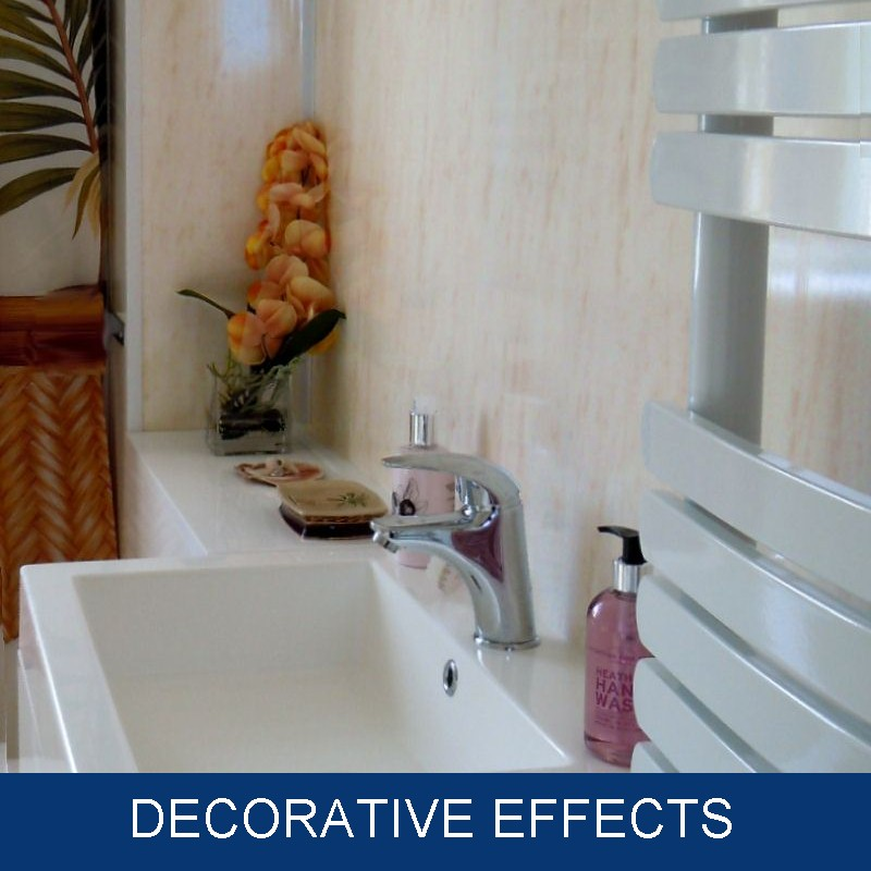 decorative cladding - Bathroom Cladding - Simply The Best Alternative To Tiles