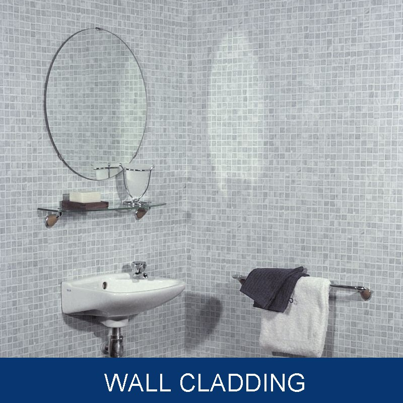 wall cladding - Bathroom Cladding - Simply The Best Alternative To Tiles