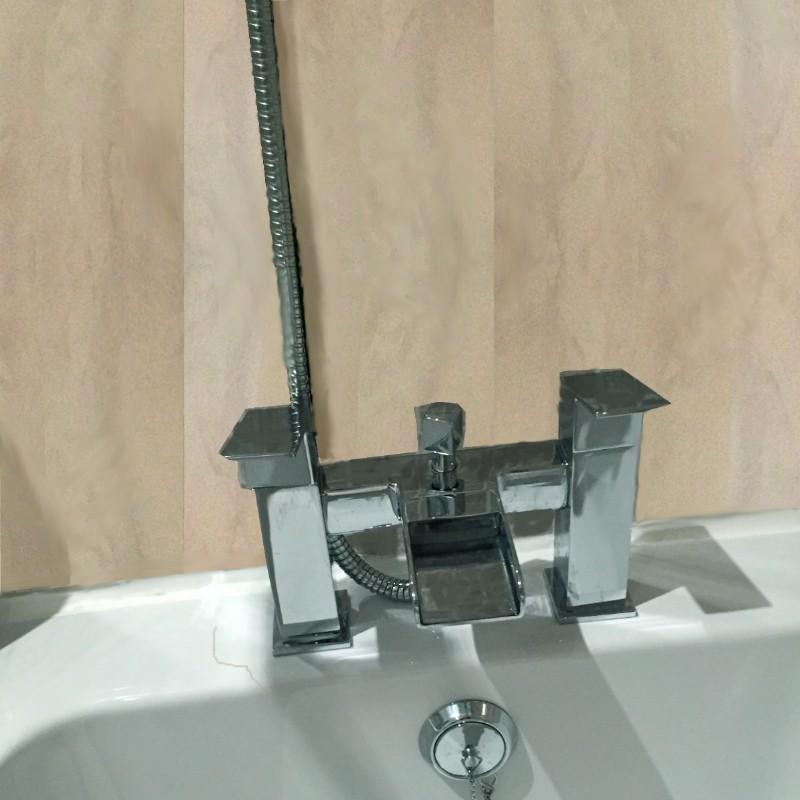 vicenza beige7 800 - Bath Wall Lining Kit