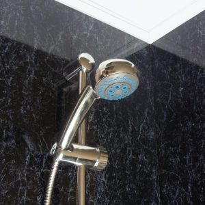 vicenza black72 300x300 - Vicenza  - Black Marble Bathroom Cladding 2.6m