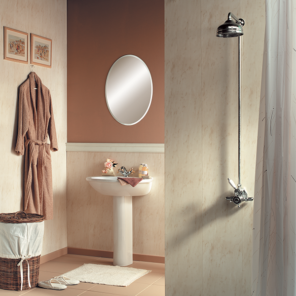 firenze beige1 - Choosing The Right Colour For Your Bathroom Design