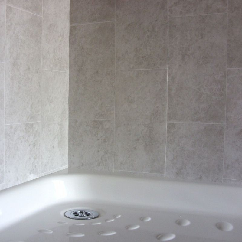 Wall panels for bathroom