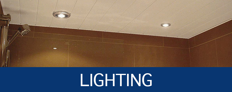 lighting - Installation - Ceiling Panels