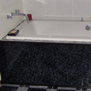 magic black2 300x300 - Magic Black Granite Effect Wall Panels