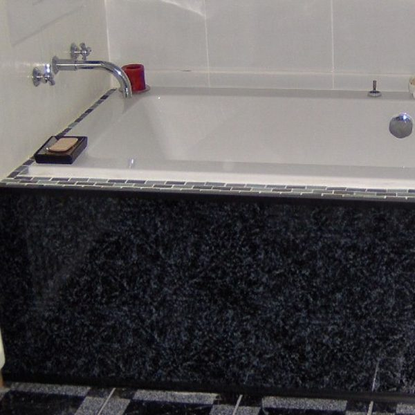 magic black2 600x600 - Magic Black Granite Effect Wall Panels