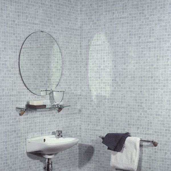 Mosaic Grey Panels