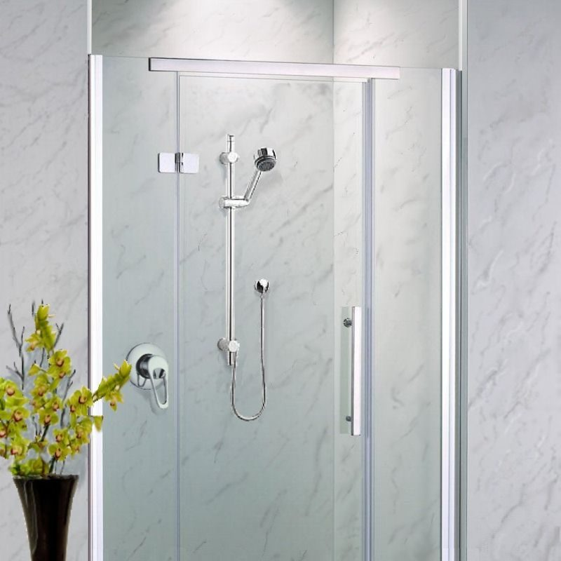 Wall Panels Bathroom: Neptune Grey Marble Shower Panels From The Bathroom Marquee