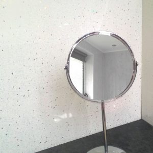 neptune white sparkle2 300x300 - Neptune White Sparkle Shower Panels