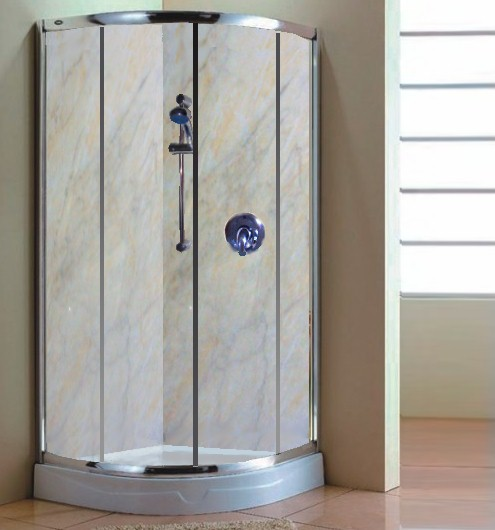 pergamon shower apnel 800 - Shower Wall Lining