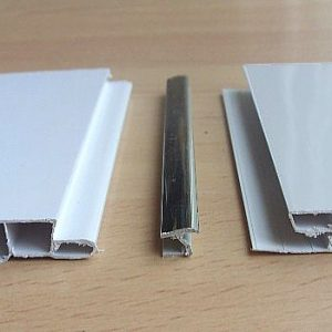 Infill Strip For Panels Silver
