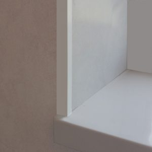 Decos Angle Trim White