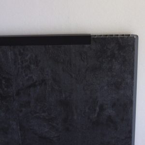 Decos Capping Trim Black