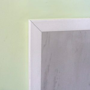 decos white capping trim