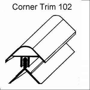 decos corner trim white102 300x300 - Panelling Range