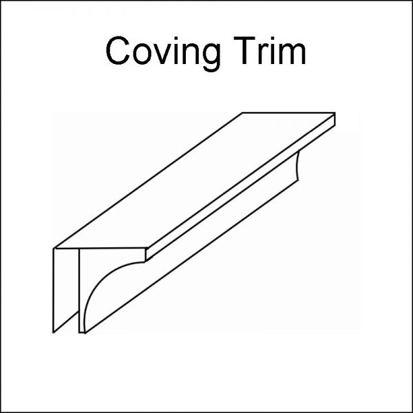 Decos Coving Trim