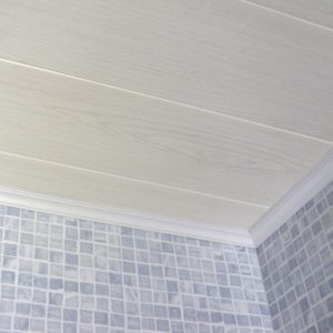 Decos Coving Trim White