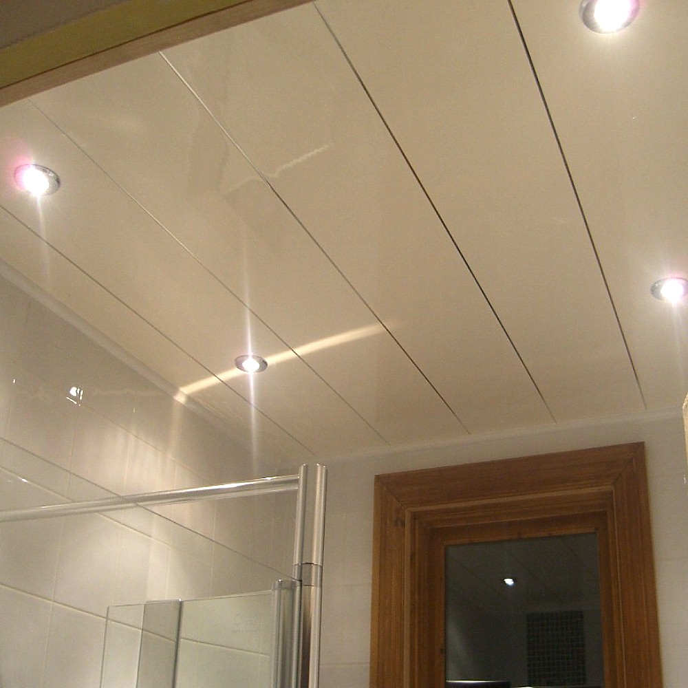gallery ceiling panels - Bathroom Ceiling Panel Examples