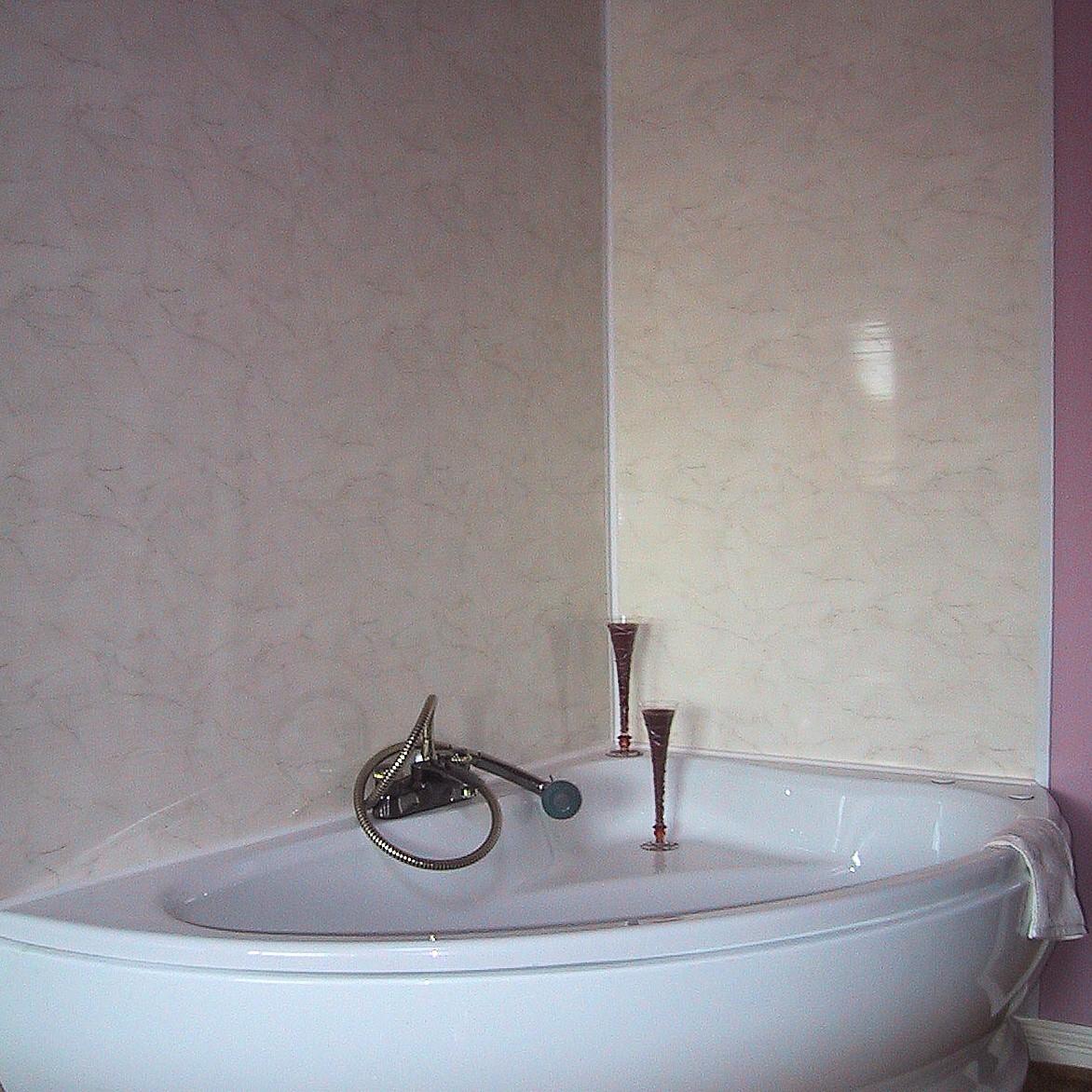 gallery corner bath