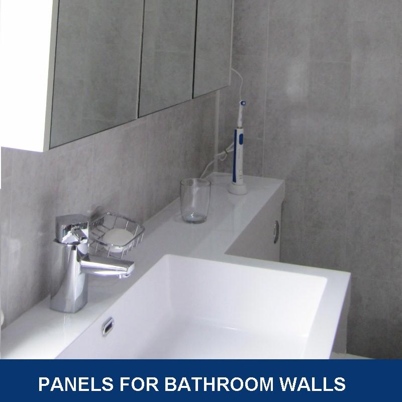 panels bathroom walls2 - Wall Panel Applications