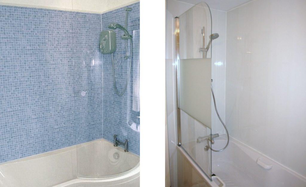 Shower Bath Wall Panels - The Bathroom Marquee