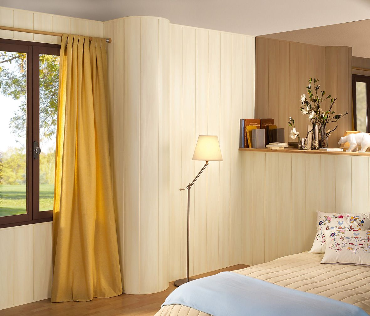 allure birch wall panels