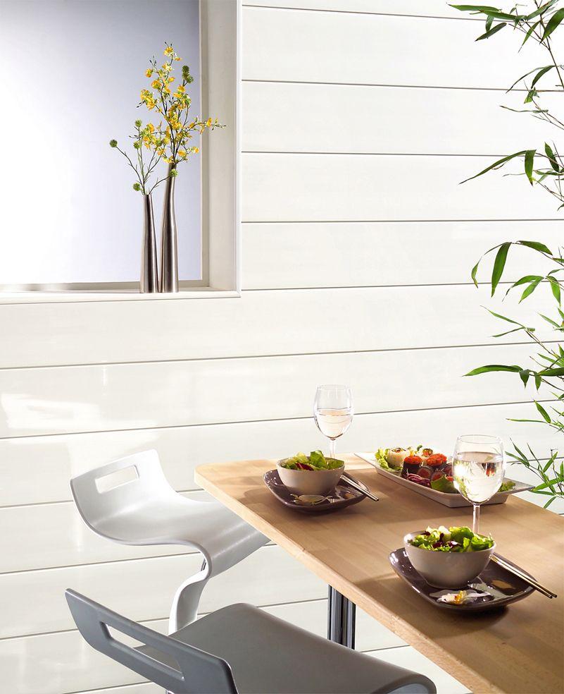 allure gloss white panels