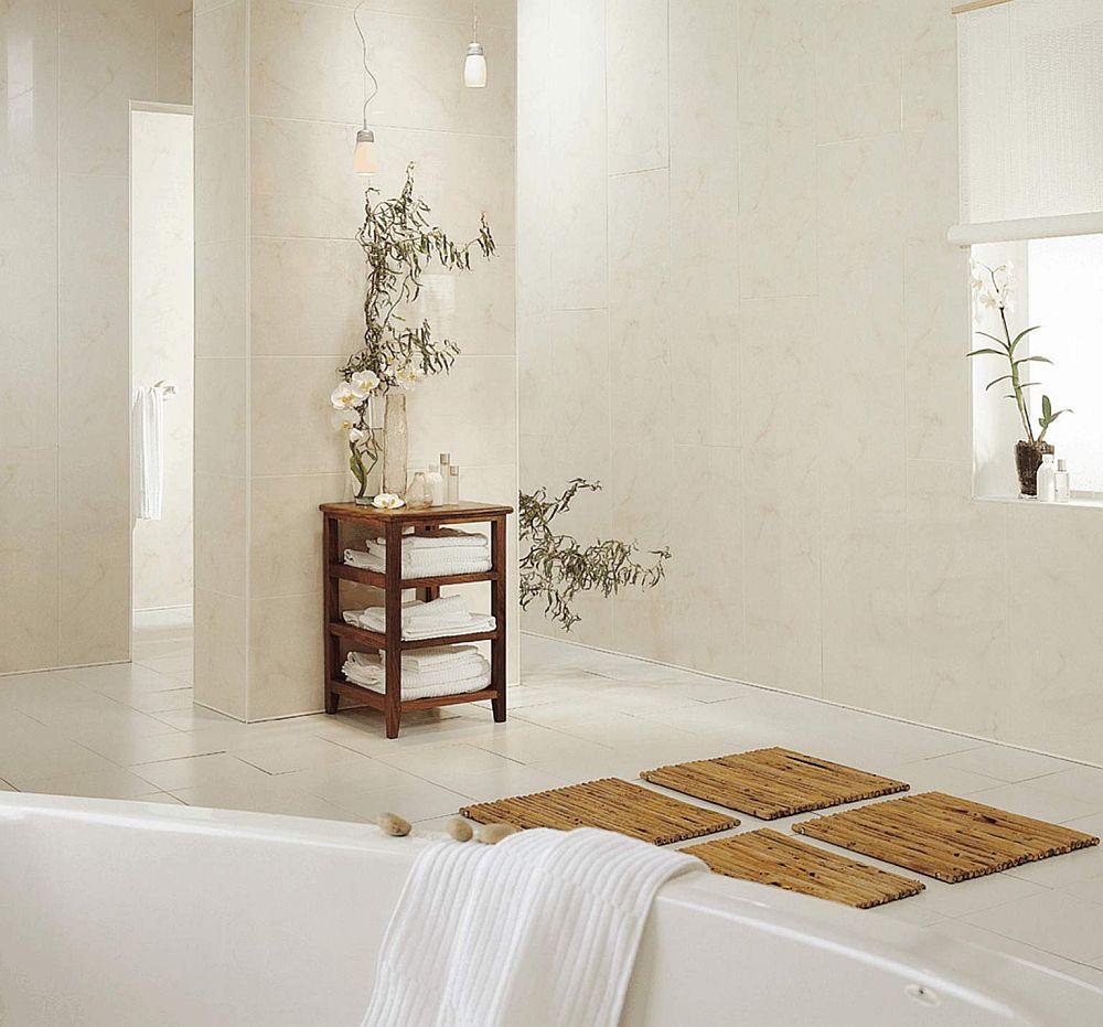 ambiance pink marble - Ambiance Pink Marble Bathroom Cladding
