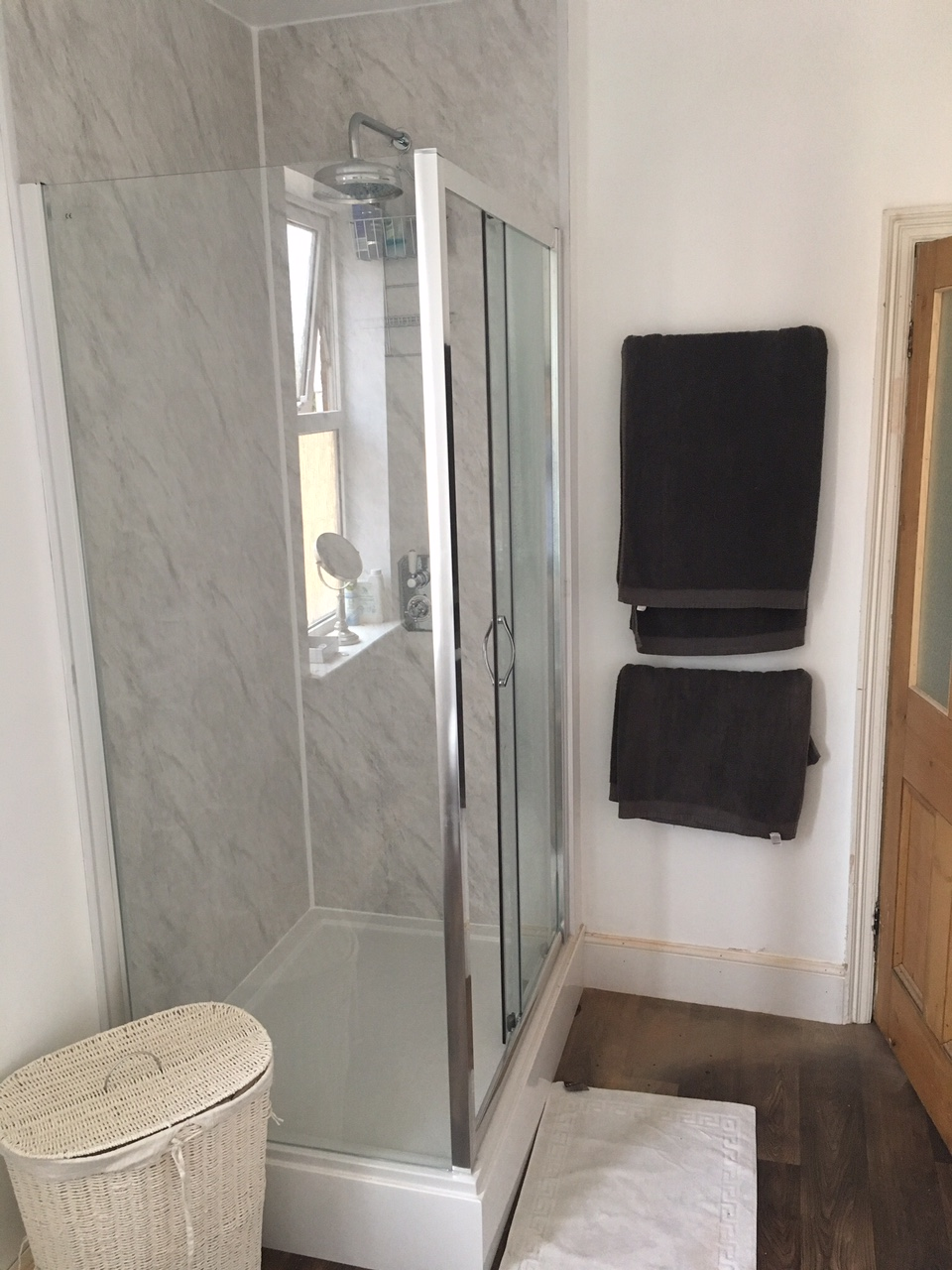image1 - Customer's Shower Installation