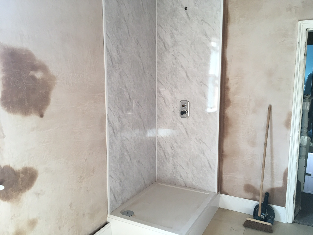 image2 - Customer's Shower Installation