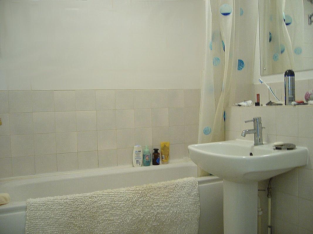 half tiled bathroom & Installation - Half Tiled Bathroom - The Bathroom Marquee