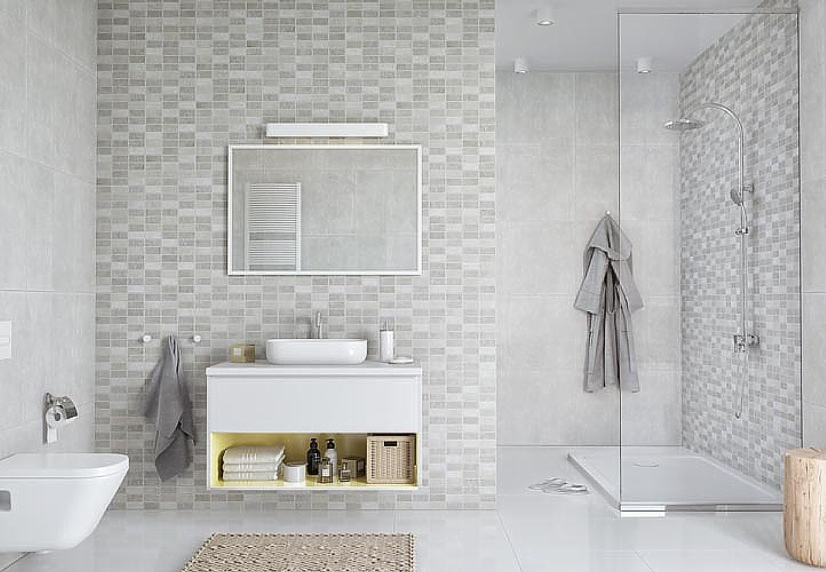 Decor Tile Effect Cladding