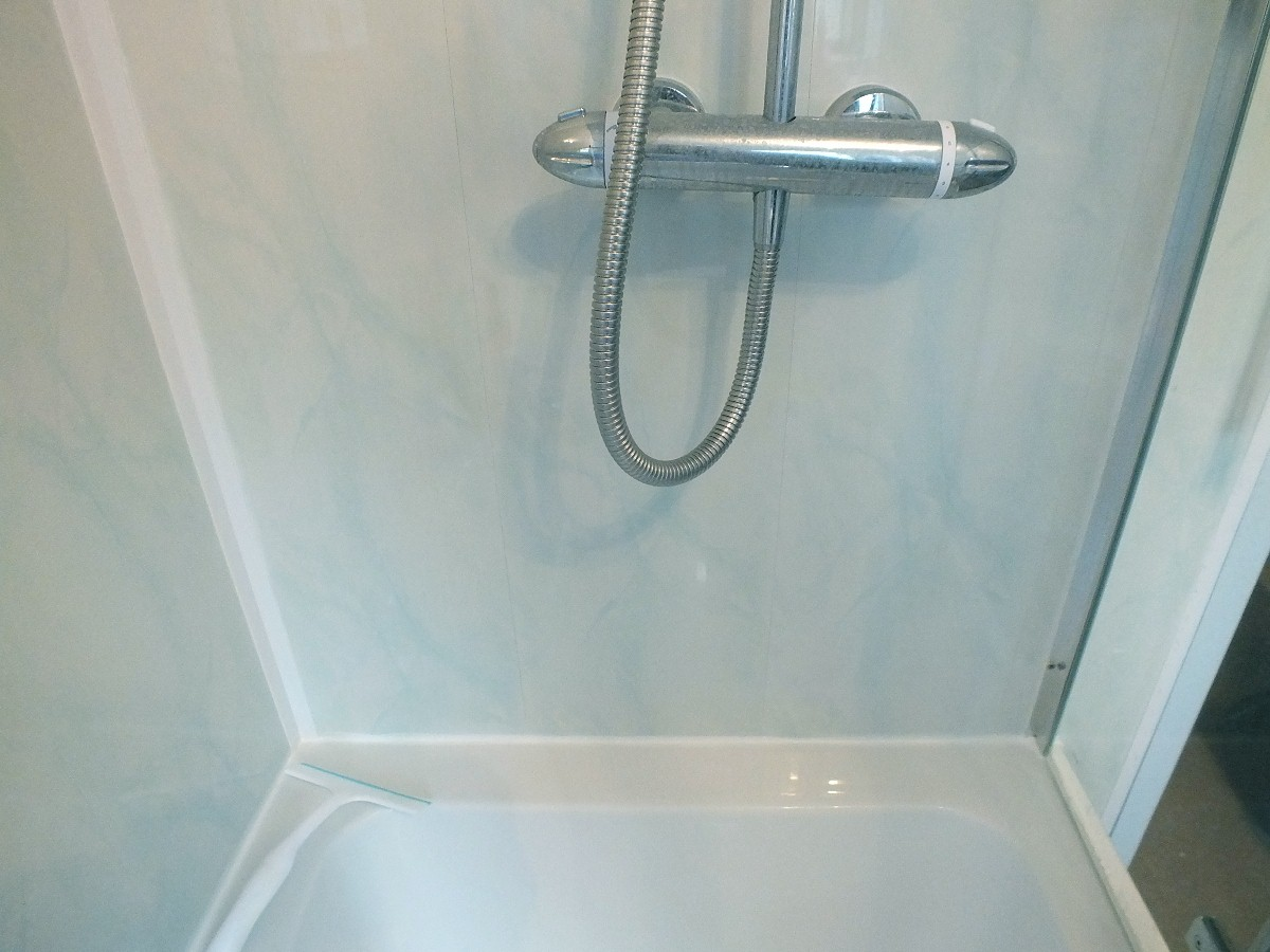 Perfect How To Install A Shower Bar Vignette Bathtub