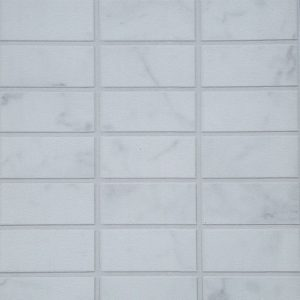 vox carrara scan 300x300 - Carrara White Marble Mosaic Bathroom Panels