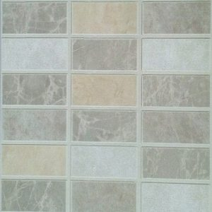 Marmo mosaic effect bathroom panels