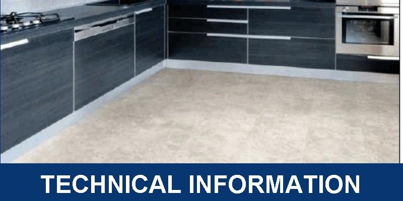 bathroom flooring technical