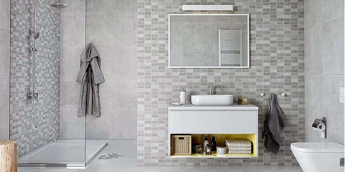 bathroom tile panels