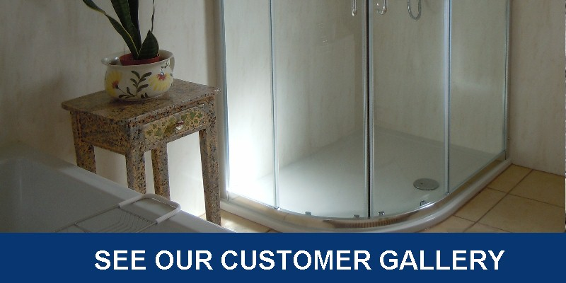 shower wall panel gallery