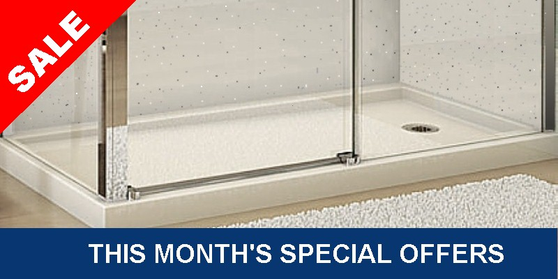 shower wall panel special offers
