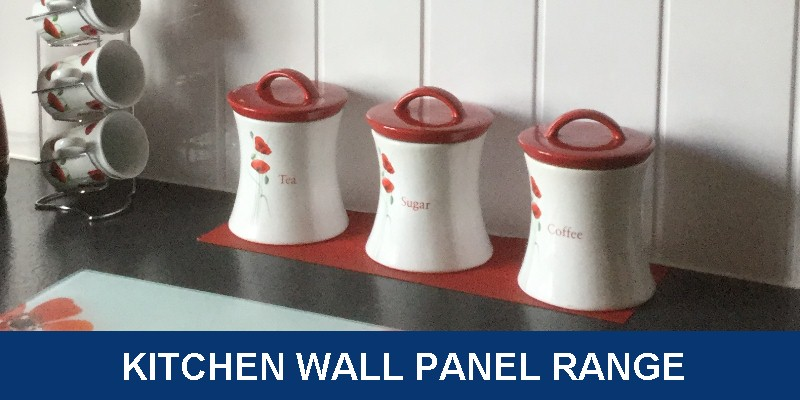 kitchen wall panel range