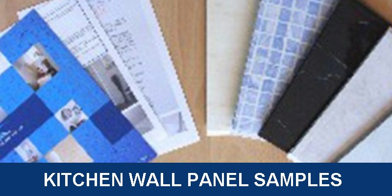 kitchen wall panel samples - Kitchen Wall Cladding and Panelling