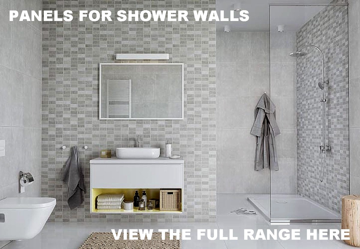 panels for shower walls