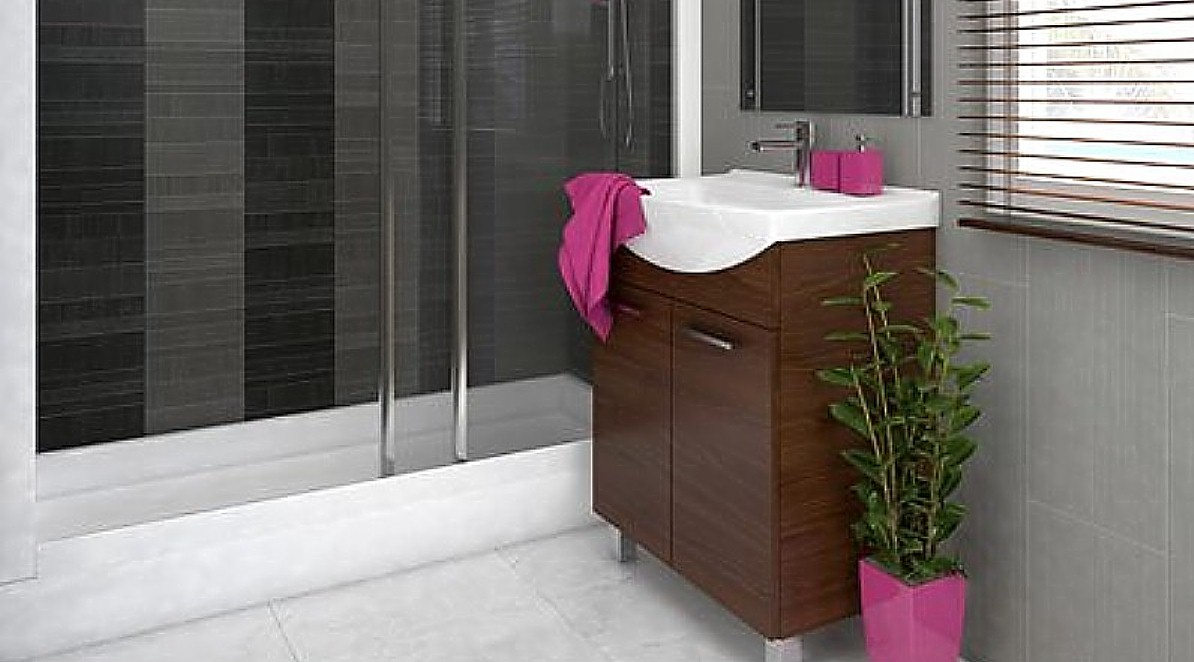leaking shower