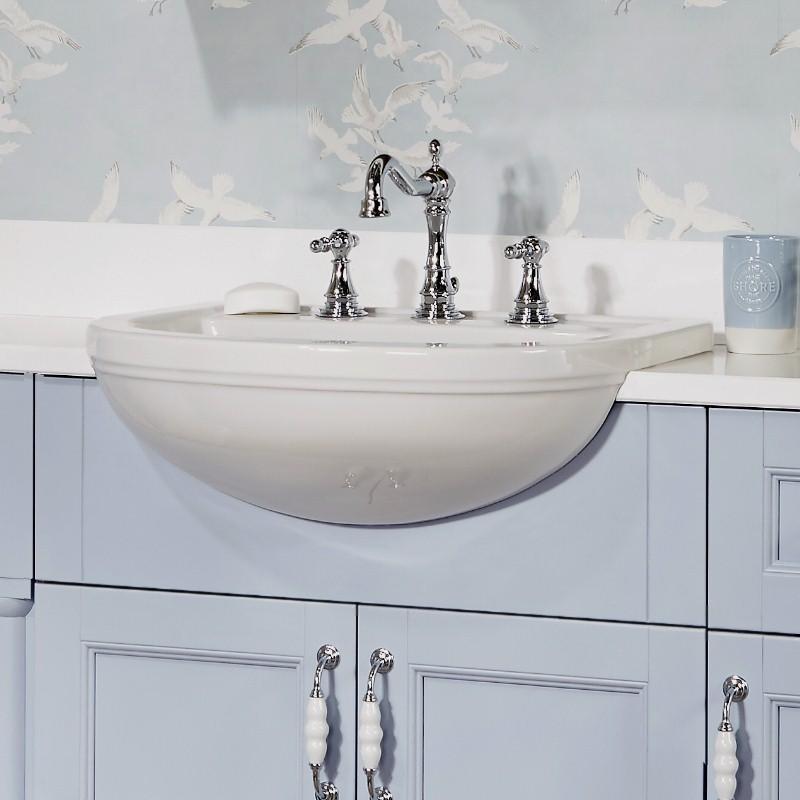 small bathroom vanity unit