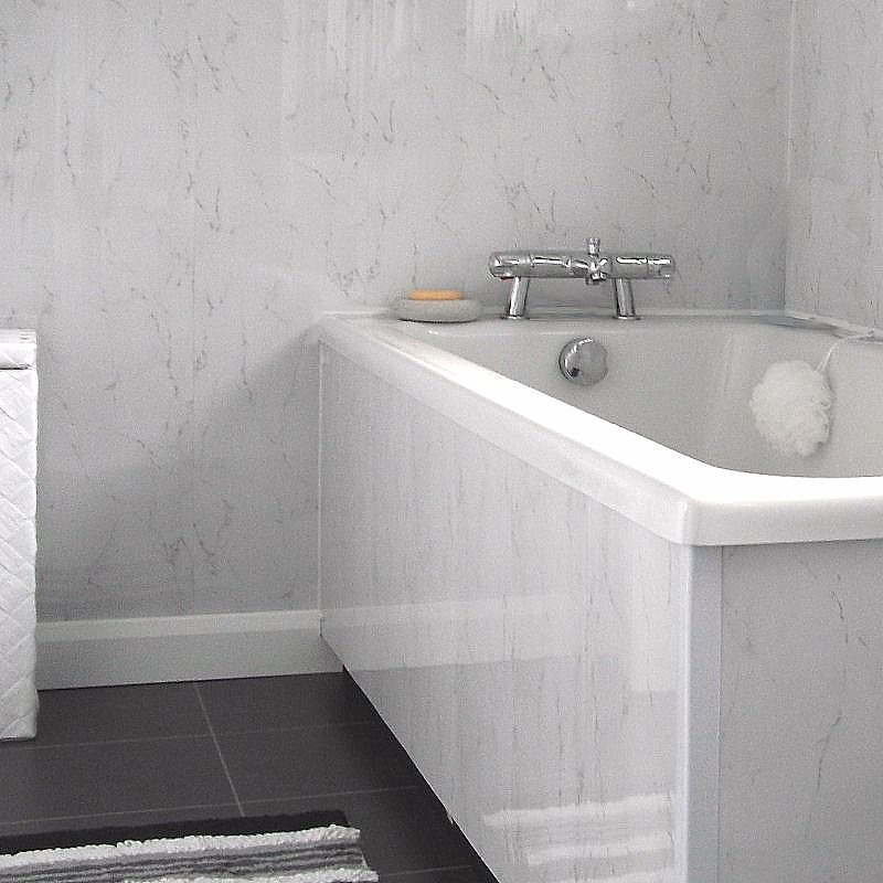 small bathrooms white - 5 Design Tips For Small Bathrooms