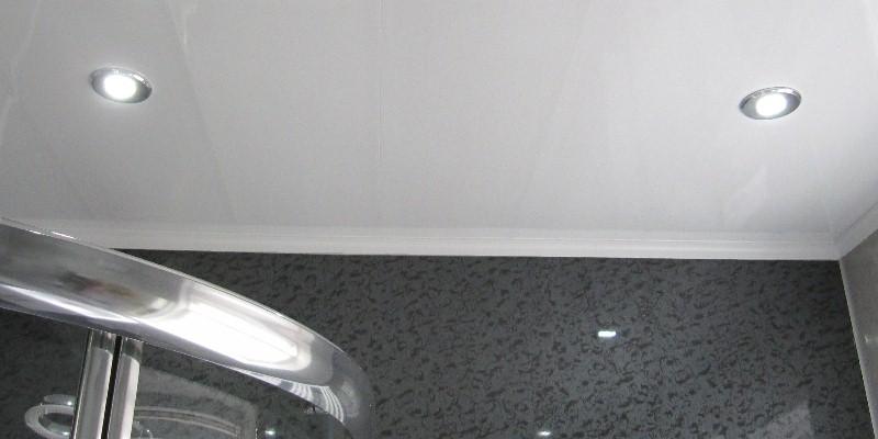 ceiling panels white