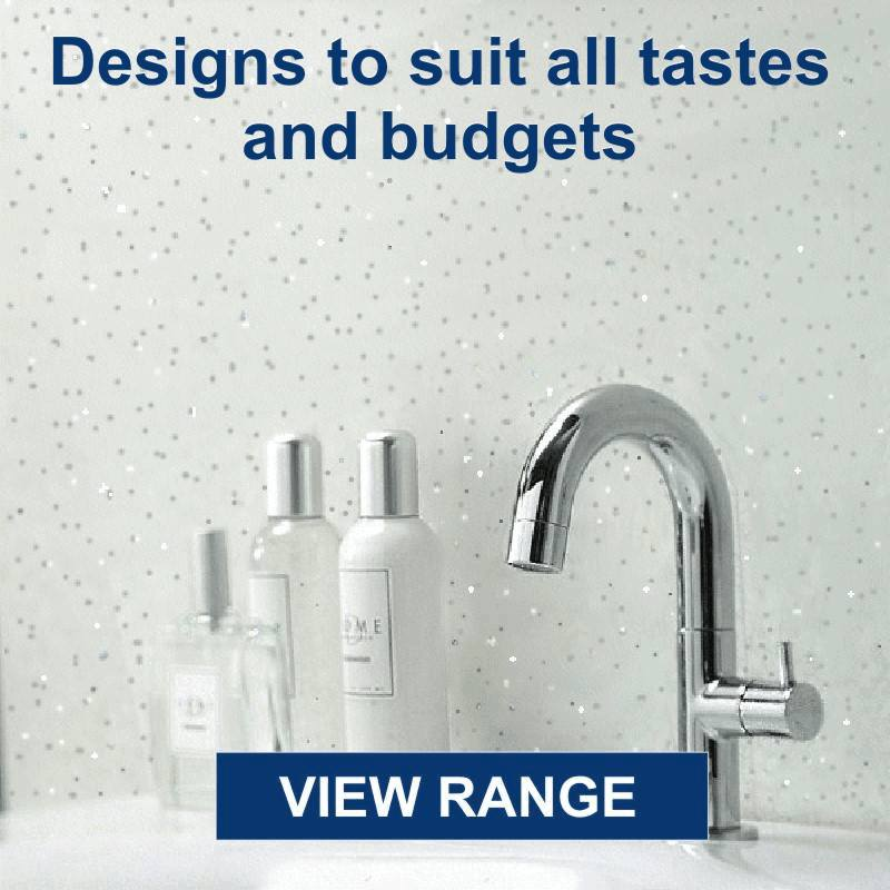 bathroom cladding range