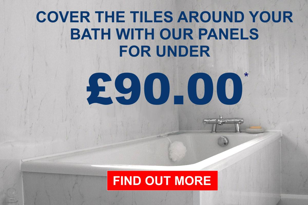 bath wall panels