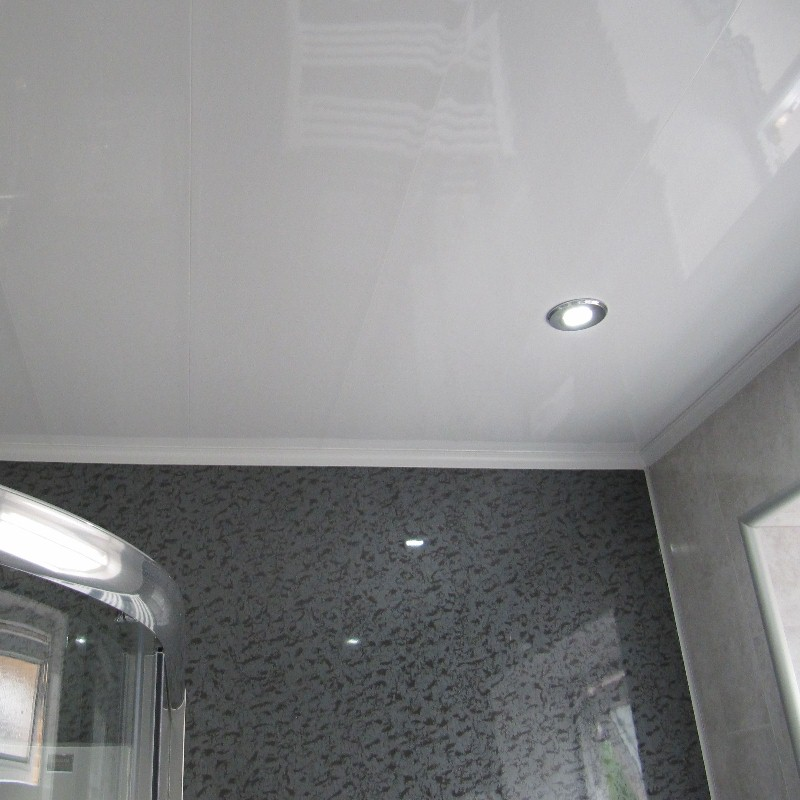 bathroom wall and ceiling cladding
