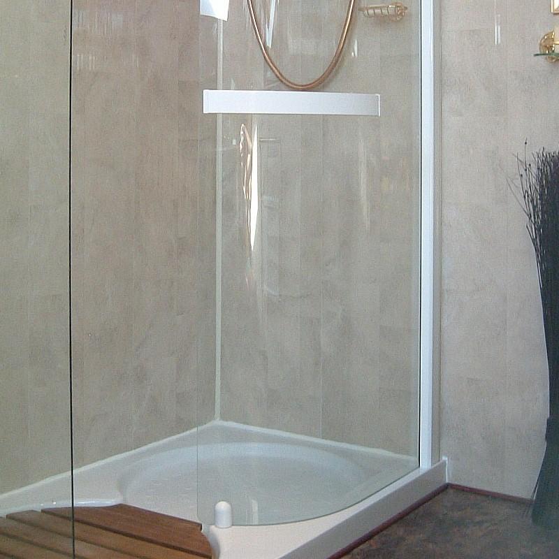 tile effect panels in shower - Blog